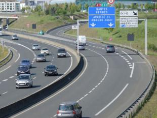 A11 | Contournement nord d'Angers