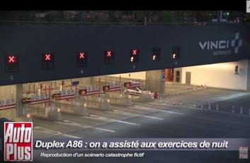 Duplex A86 securite
